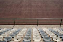Sitze und Spuren Lizenzfreie Stockfotografie