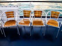 Sitze vorhanden lizenzfreies stockfoto