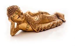 Sitzende Buddha-Abbildung Lizenzfreies Stockfoto