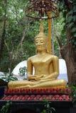 Sitzende Buddha-Abbildung Lizenzfreie Stockfotografie