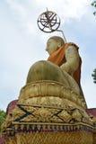 Sitzende Buddha-Abbildung Lizenzfreie Stockfotos
