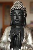 Sitzende Dekoration Buddhas Stockfoto