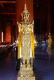 Sitzender Buddha Stockfotografie