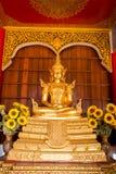 Sitzender Buddha Lizenzfreie Stockfotos