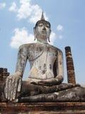Sitzender Buddha Thailand Stockfotos
