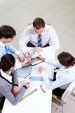 Sitzung Lizenzfreies Stockfoto