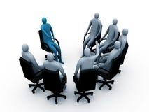 Sitzung #2 Lizenzfreies Stockbild