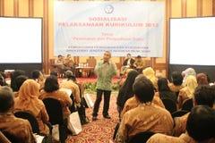 Sitzungen und Seminare Lizenzfreies Stockfoto