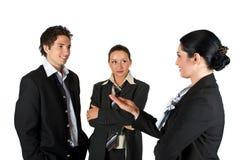 Sitzungs-Geschäftsleute Stockfotos