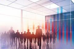 Sitzungs-, Teamwork- und Finanzkonzept lizenzfreie stockfotos