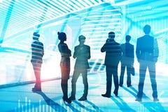 Sitzungs- und Firmenkonzept lizenzfreies stockfoto