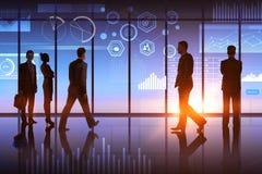 Sitzungs- und Teamkonzept stockfoto