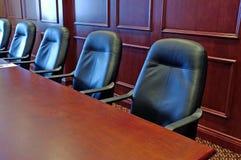Sitzungssaal Stockfotos