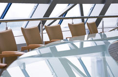 Sitzungssaal Lizenzfreies Stockfoto