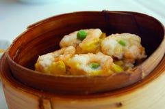 Siu Mai Dumplings stock image