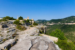 Siurana, Catalonië Royalty-vrije Stock Fotografie