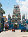 Siva Subramaniya Kovil Royalty Free Stock Images