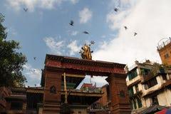 Siva tempel Royaltyfria Bilder