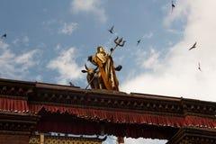 Siva tempel Royaltyfria Foton