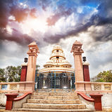 Sivagiri ashram Royalty Free Stock Photo