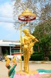 Sivali ή άγαλμα Sivalee Βούδας Στοκ φωτογραφίες με δικαίωμα ελεύθερης χρήσης