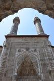 Sivas à ‡ ifte Minareli Medrese Στοκ Φωτογραφία