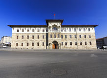 Sivas Government House Royalty Free Stock Photo