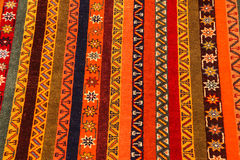 Sivas style rug Royalty Free Stock Images