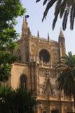 Siviglia, la cattedrale Immagini Stock Libere da Diritti