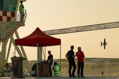 Sivrihisar, Eskisehir Turcja, Wrzesień, - 17, 2017: Sivrihisar Airshows, mały lotnictwa wydarzenie wystawiający w SUSHM (SHG) Zdjęcie Royalty Free