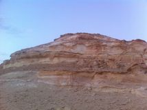 Siwa绿洲,埃及 免版税库存照片