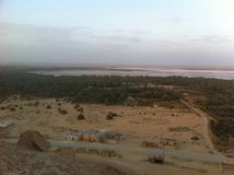 Siwa绿洲,埃及 免版税库存图片