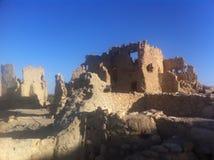 Siwa-Oase, Ägypten stockfotografie