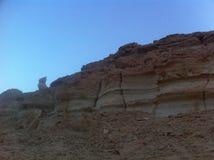 Siwa-Oase, Ägypten stockbild