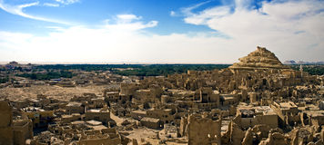 Siwa Oasis Royalty Free Stock Image