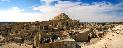 Siwa Oasis Stock Photography