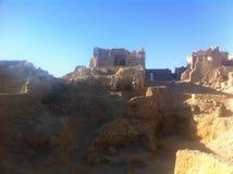 Siwa Oasis, Egypt. Amon's Temple, Siwa Oasis, Egypt Royalty Free Stock Photos