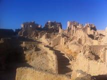 Siwa Oasis, Egypt. Amon's Temple, Siwa Oasis, Egypt Stock Photos