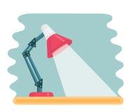 Siwiched-Lampe lizenzfreie abbildung