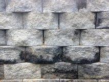 Siwieje bloki z mieszanym colour Zdjęcia Stock