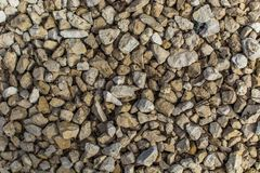 Siwieje kamienie jako tło lub tekstura Zdjęcia Royalty Free
