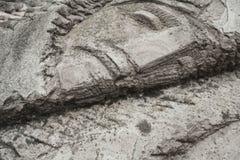 Siwieje kamiennego tekstury tło obraz royalty free