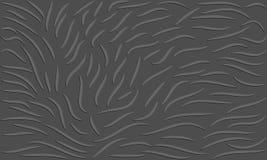 Siwieje linii tła abstrakcjonistyczną teksturę Obrazy Stock