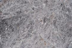 Siwieje marmurową teksturę zdjęcie royalty free