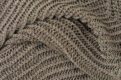 Siwieje puloweru trykotowego tło zdjęcie royalty free