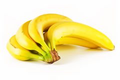 Six banana Royalty Free Stock Image