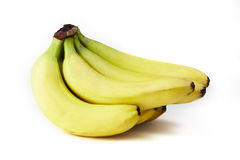 Six banana Stock Image