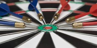 Dartboard. Stock Photos