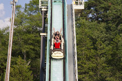 Six Flags Royalty Free Stock Images