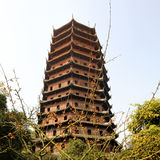Six Harmonies Pagoda stock photos